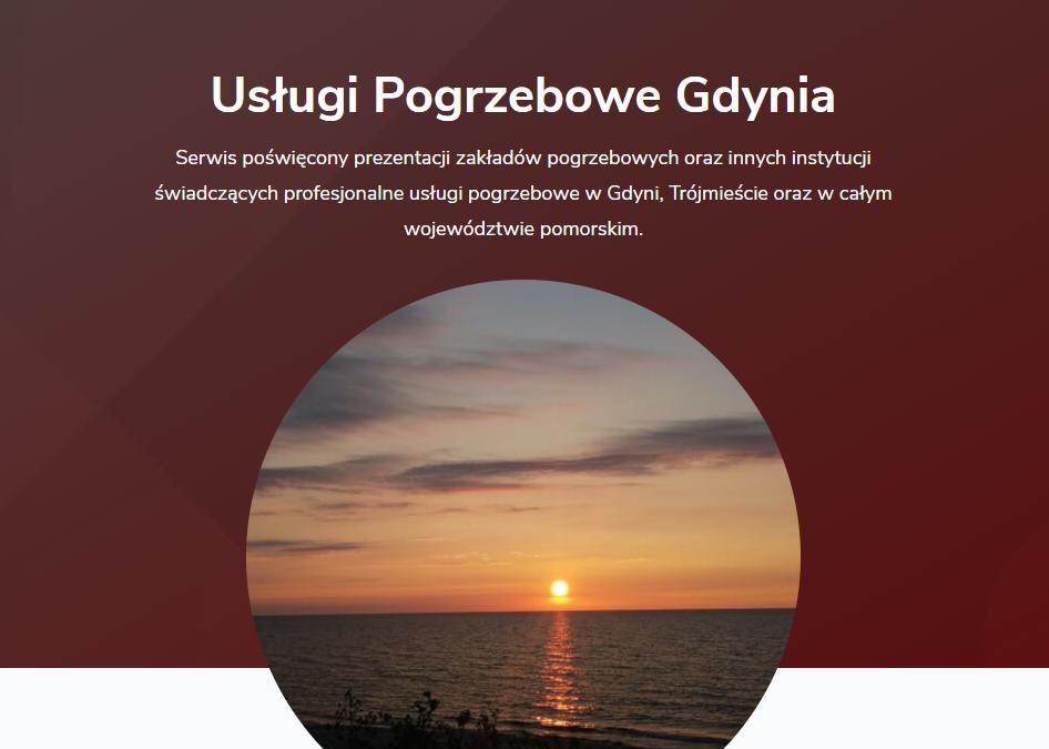 UslugiPogrzeboweGdynia.pl w Pogotowiu 24h
