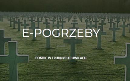 E-Pogrzeby